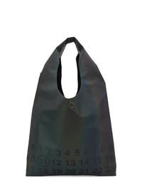 Maison Margiela Logo Print Ombr Tote Bag