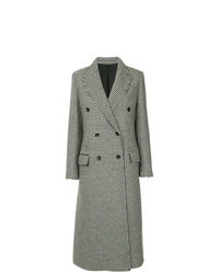 Lanvin Double Breasted Long Coat