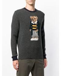 85dd9603a ... Polo Ralph Lauren Teddy Bear Knitted Jumper