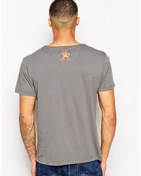 a384f0bb13 ... Evisu T Shirt Wire Seagull Logo