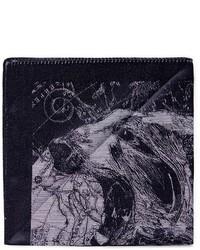 Charcoal Print Pocket Square