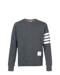 Thom Browne Engineered 4 Bar Jersey Sweatshirt