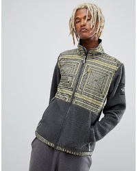 The North Face Denali Fleece In Lcd Print