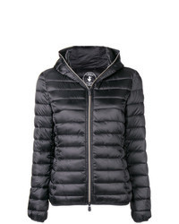 Charcoal Puffer Jacket