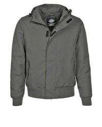 Dickies Cornwell Winter Jacket Charcoal Grey