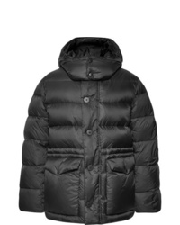 Salle Privée Larse Quilted Shell Hooded Down Jacket