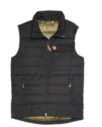 Charcoal Quilted Gilet
