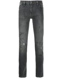 Philipp Plein Distressed Effect Jeans