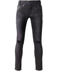 Distressed skinny jeans medium 216222