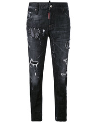 Distressed skinny jeans medium 3763028