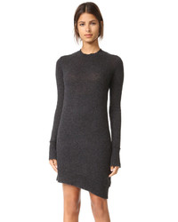 R 13 R13 Distressed Sweater Dress