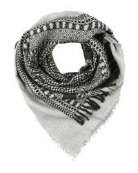 Smohawk scarf grey medium 4139293
