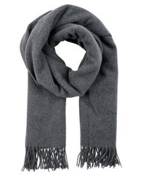 Tender scarf medium grey melange medium 4139127