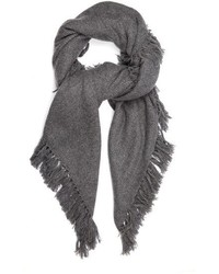Isabel Marant Zila Cashmere And Wool Blend Scarf