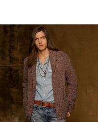 Denim & Supply Ralph Lauren Denim Supply Shawl Collar Cardigan