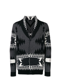 Alanui Ethnic Knitted Cardigan
