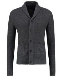 Joranthon cardigan dark grey melange medium 4209476