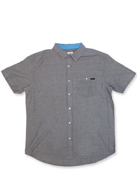 Charcoal Short Sleeve Shirt