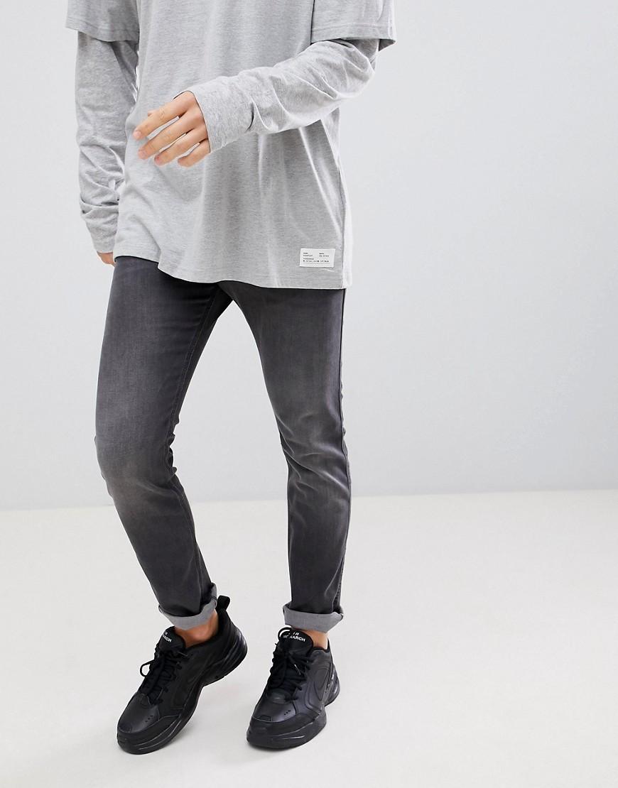 variety design reasonably priced amazon 734 Skinny Jean In Grey Wash