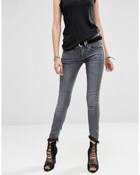 G Star G Star Lynn Mid Rise Skinny Jeans