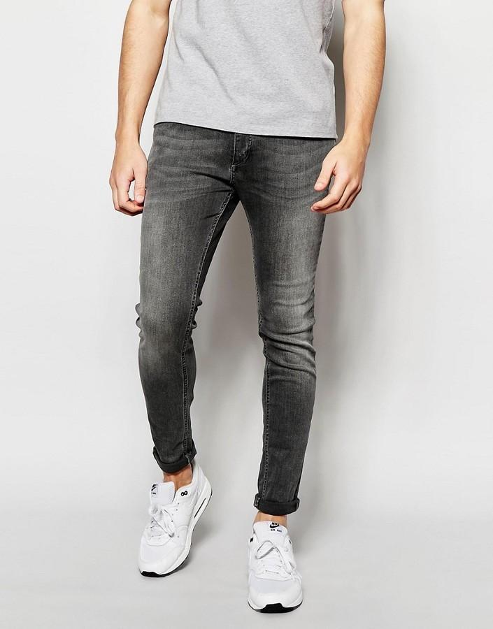 947e5db10fd4 £54, Jack and Jones Jack Jones Super Stretch Skinny Fit Jeans