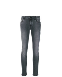 Jacob Cohen Light Wash Skinny Jeans