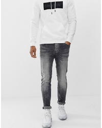 Chasin' Ross Sutton Slim Tapered Jean In Grey