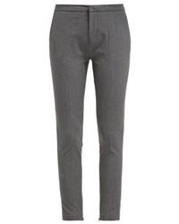 Sfmuse trousers medium grey melange medium 3904032