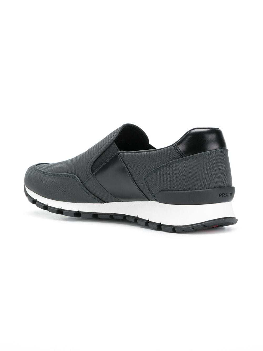 attractive style skilful manufacture classcic £454, Prada Laceless Sporty Sneakers Unavailable