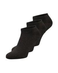 Dim 3 Pack Socks Anthracite