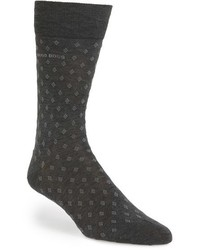 BOSS Rs Design Diamond Pattern Socks