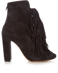 Chlo maya suede ankle boots medium 1156529