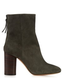 Garett suede ankle boots medium 720265