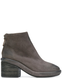 Marsèll Mid Heel Ankle Boots