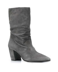 Prada Pointed Ankle Boots