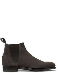 Camden suede chelsea boots medium 700955