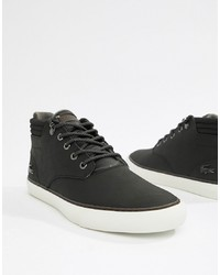 1d976ae955b4 Men's High Top Sneakers by Lacoste | Men's Fashion | Lookastic UK