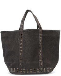 Eyelet trim tote medium 762140