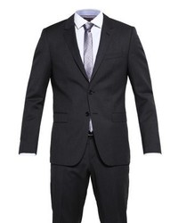 Tommy Hilfiger Tailored Slim Fit Suit Grey