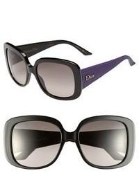 Christian Dior Dior Ladylady 56mm Sunglasses