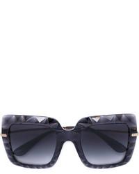 Dolce Gabbana Eyewear Geometric Frame Square Sunglasses