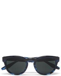 Barton Perreira Reece Round Frame Acetate Sunglasses