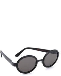 Super Sunglasses Santa Matte Sunglasses