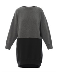 AR SRPLS Bi Colour Sweatshirt Dress