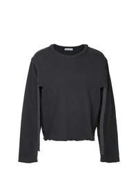 JW Anderson Raw Edge Sweatshirt