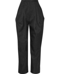 Charcoal Tapered Pants