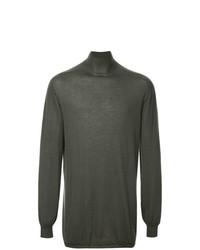 Rick Owens Oversized Cashmere Sweatshirt