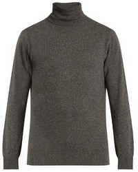Raey Ry Roll Neck Cashmere Sweater