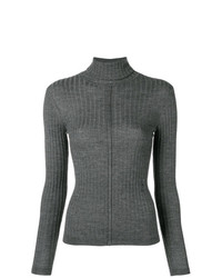 Chloé Ribbed Turtleneck Jumper