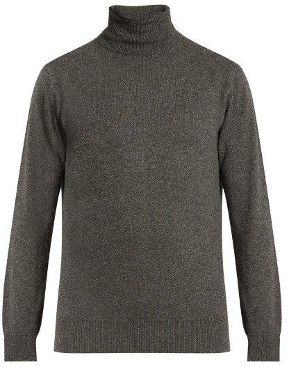 96fce61f6b3 £134, Raey Ry Roll Neck Cashmere Sweater